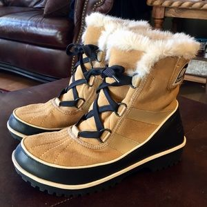 Sorel Tivoli II Winter Boots